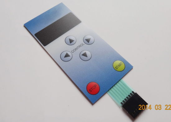 High Quality Electronic Membrane Switch Keypad