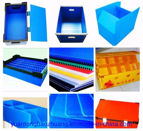 Corrugated Plastic Cardboard Boxes Storage Moving Specialized Box Case