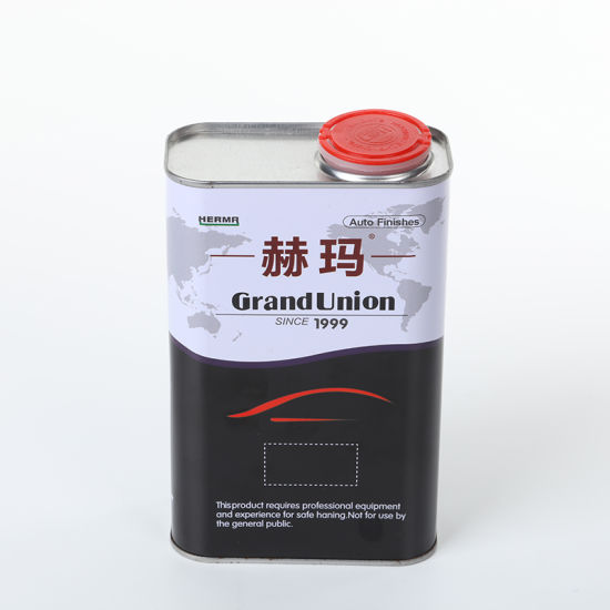 1liter Cooking Oil Tin Can Empty Metal Square Tinplate
