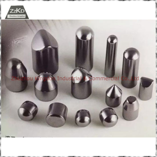 Cemented Carbide Mining Tools-Tungsten Carbide Mining Tools pictures & photos