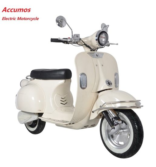 EEC Vespa 1500W Romo Model Brushless Motor Electric Scooter pictures & photos