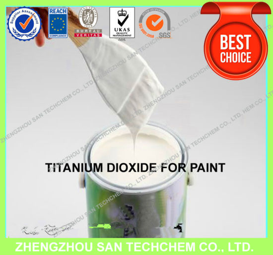 China Manufacturer for Paint Coating Ink Rutile Titanium