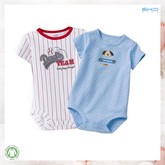Custom Size Baby Clothes 0-Nck Baby Onesie Set