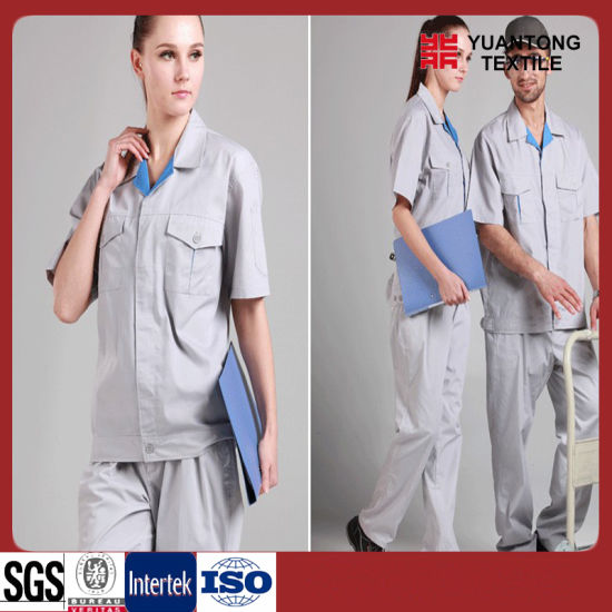 Tc65/35 32*32 130*70 Twill Workwear Fabric pictures & photos