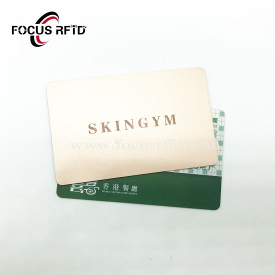 Temperate Custom Printing Card 125khz Rfid Card Nfc Card Vip Business Card Pirnting For Access Control Access Control Cards Security & Protection