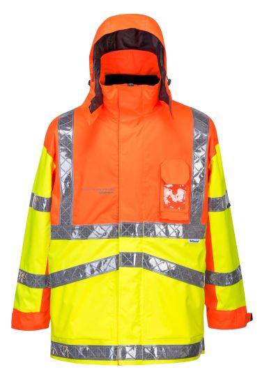 2019 Hot Sale Wholesale Waterproof Work Garment with New Design