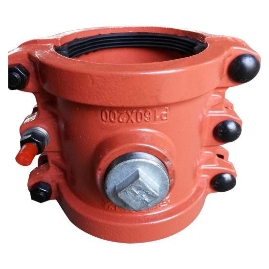 China Pipe Repair Clamp P160X200, Pipe Coupling, Pipe Leak Repair ...
