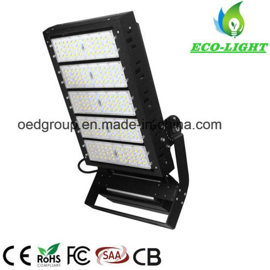 500W High Power Module LED High Bay Flood Light Fixture Manufacturer