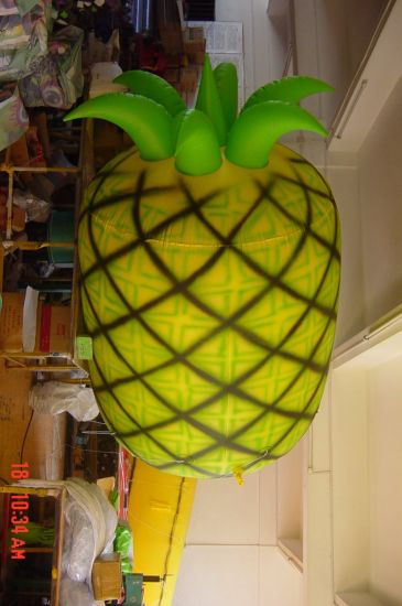 2019 New Advertising Inflatable Fruit Pineapple Banana Apple Strawberry Balloon