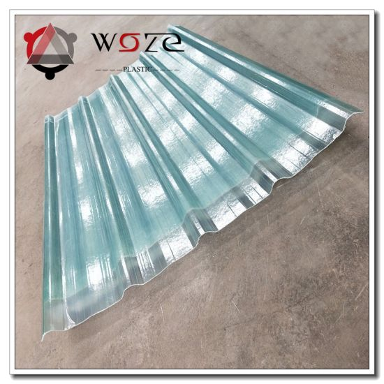 China Warehouse Using Fiberglass Reinforced Polymer Material Daylight Corrugated Roofing Sheets China Frp Fiberglass Roofing Sheet Frp Translucent Roofing Sheets