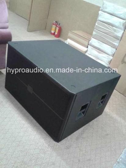 Hot Sales Subwoofer Srx728 Dual 18 Inch Subwoofer