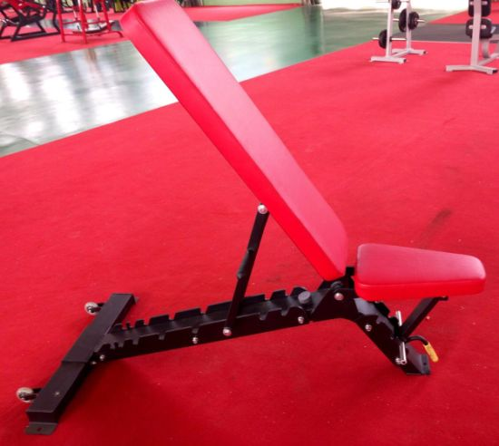 High Quality Fitness Equipment / Classic Bench Row (SF1-3051) pictures & photos