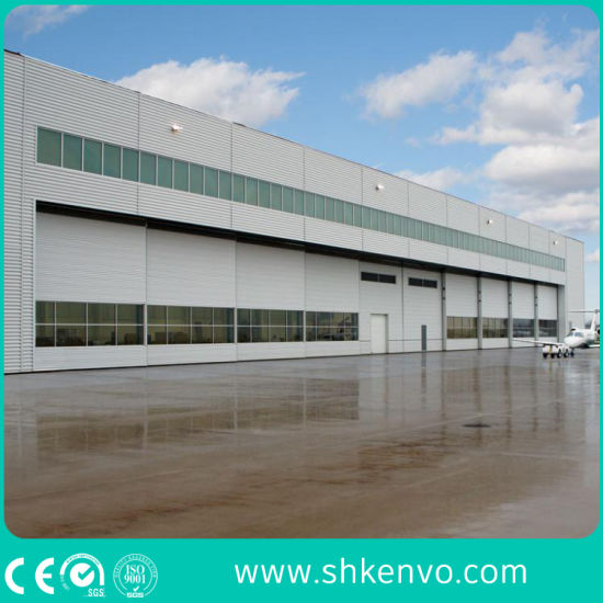 China Airplane Sliding Hangar Doors China Military Hangar Door
