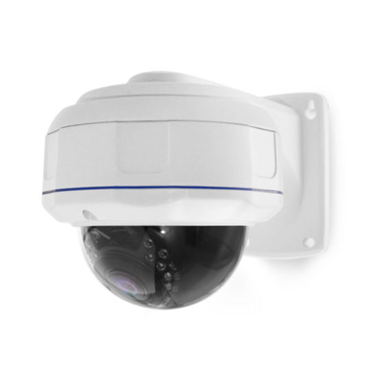 2017 New Design 5.0MP Network CCTV P2p IP66 IR Dome IP Camera pictures & photos