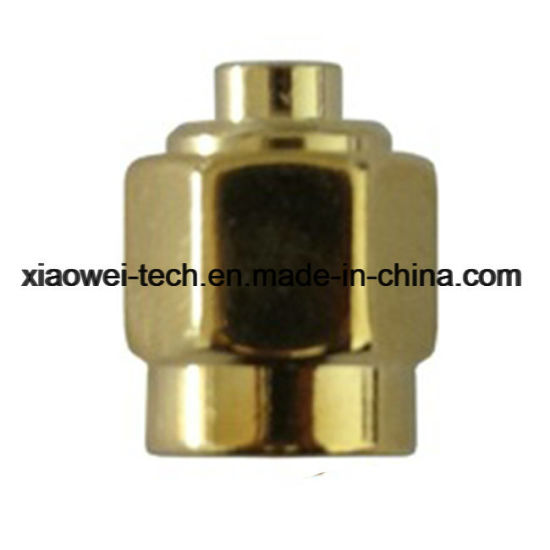 SMA Male Connector Male for Rg405 RF Coaxial Cable