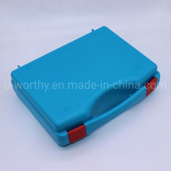 Simple Plastic Tool Case, Medical Tool Case, Plastic Tool Carrying Case
