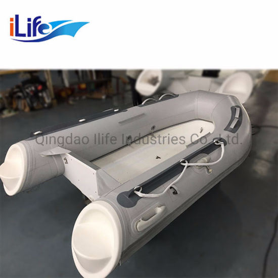 Ilife Hot Sale Semi-Rigid Inflatable Rib Boat 270 with Ce for Sale