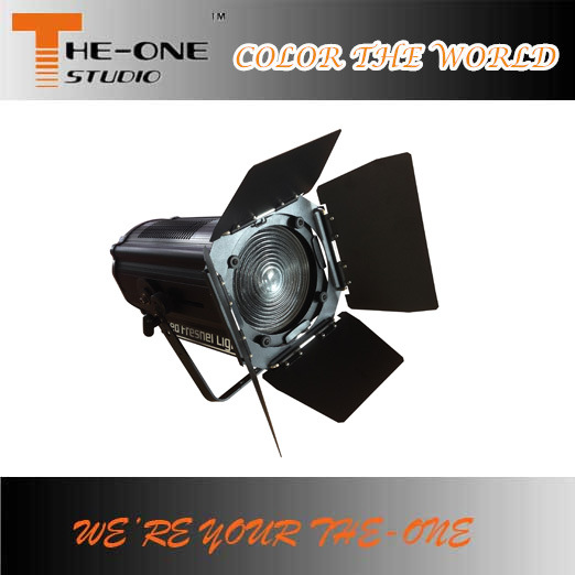 Spot Zoom LED Fresnel Video Studio Lighting Kit pictures & photos