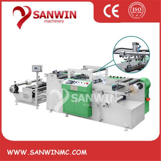 High Speed Film Winding Welding Machine