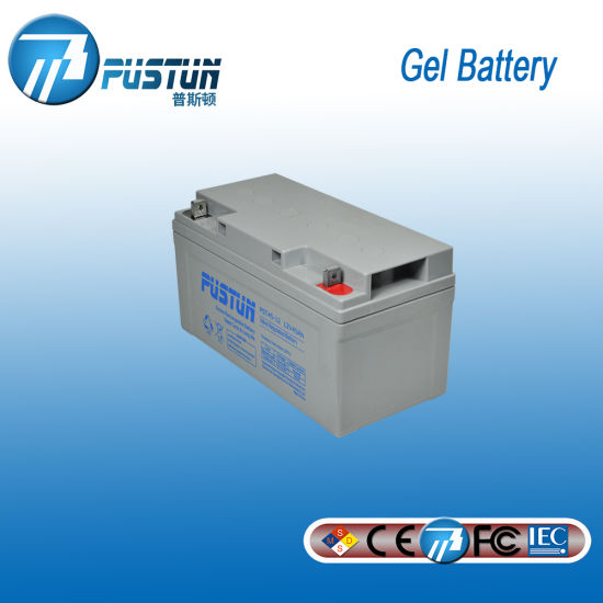 Gel Deep Cycle Battery for Alarm and Security Systems