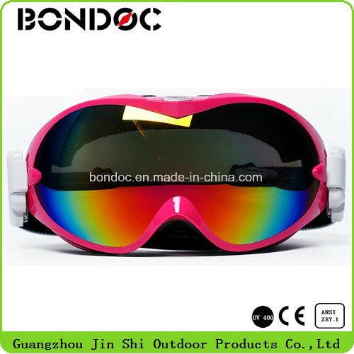 High Quality Fashion Style Anti Fog Ski Goggles