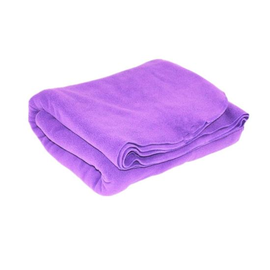 Fleece Travel Blanket Wearable Blanket Mink Raschel Blanket