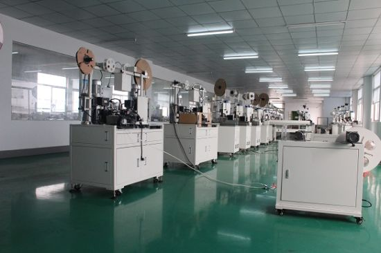Bozwang Seal Threading Inserting Machine pictures & photos