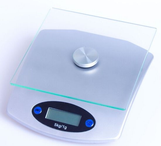 Easy Read And Clean High Quality Digital Kitchen Scale