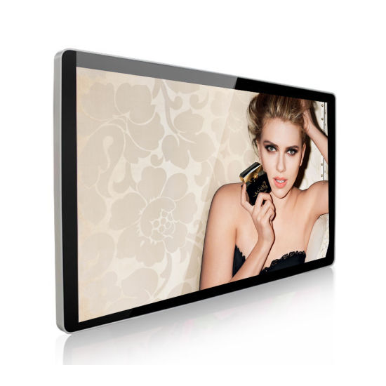 18.5'' Indoor Touch Panel Digital Signage LCD Display