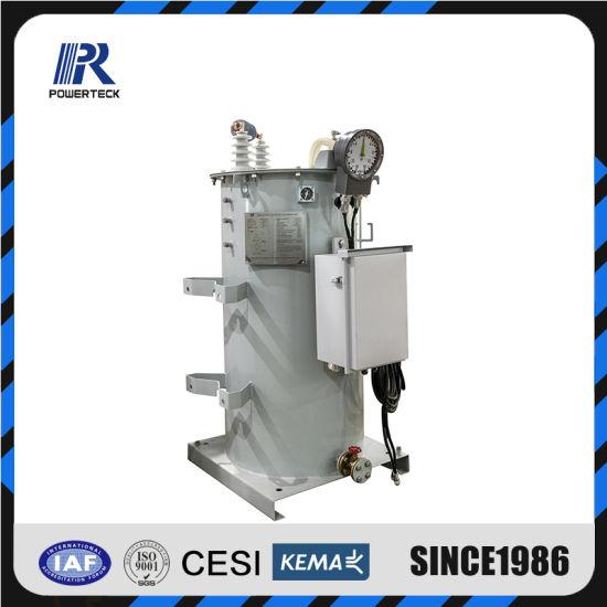 Single Phase Rvr-1 Automatic Step Voltage Regulator