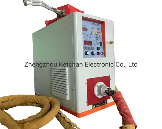 Portable IGBT Induction Heater for Copper Tube Brazing Welding Soldering