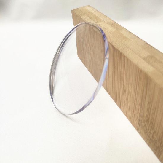 1.56 Blue Cut UV420 Anti-Glare Shmc Coating Optical Lens