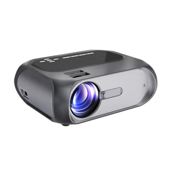 DLP Mini Projector Home DLP Digital HD 1080P Mini WiFi Portable Video Projector