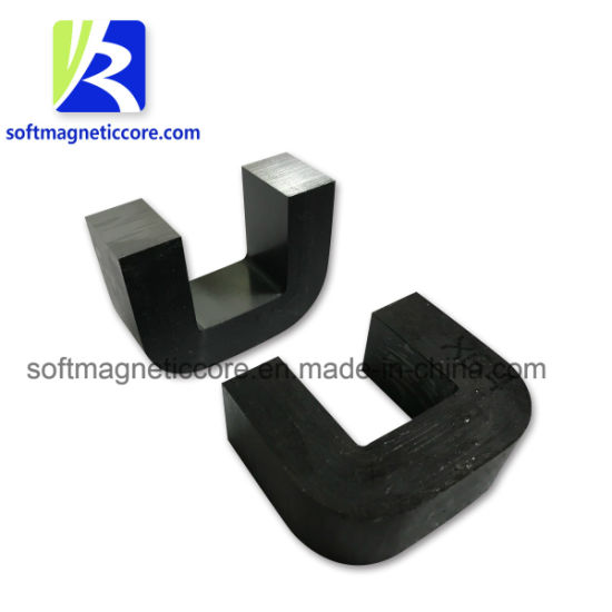 Soft Magnetic Core of Silicon Steel High Quality with Low Iron-Loss