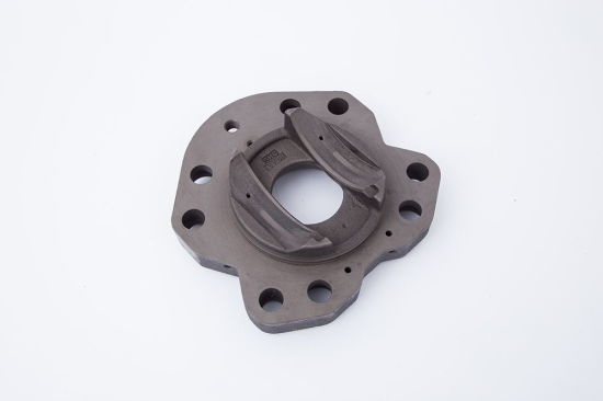 High Quality Ductile Cast Iron Gearbox Housing Parts with Precision Machining