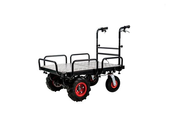 Duty Industrial Sack Truck Hand Trolley Wheel Barrow Cart