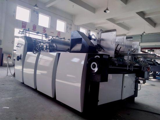 Window Pasting Machine Manufacturer in Wenzhou (GK-1080T)