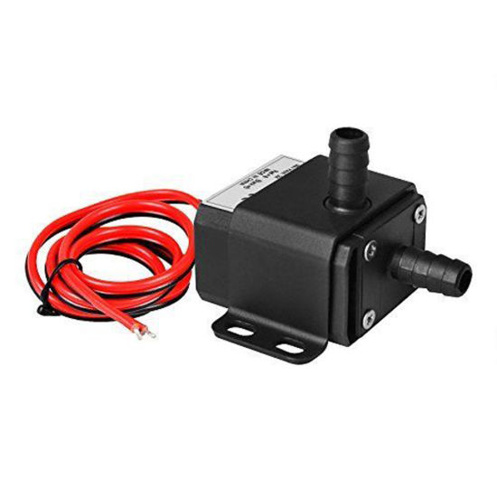 DC 12V Automatic Medical Centrifugal Agricultural Submersible Amphibious Pumps Flow 220L/H for Medical pictures & photos