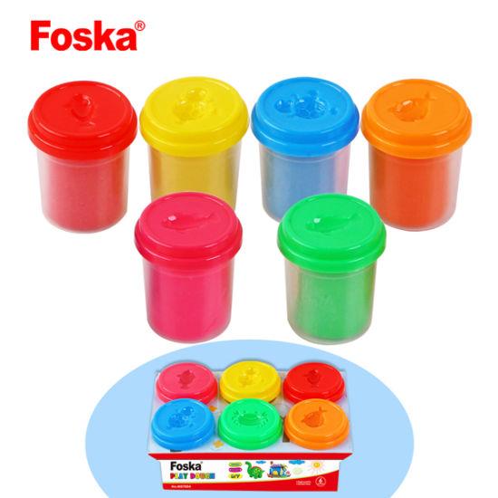 Foska Colourful Interesting Play Dough for Kids