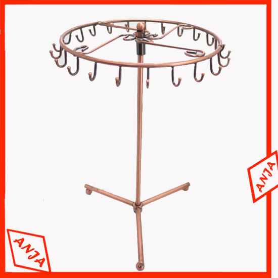 Metal Round Clothes Round Display Rack for Shopping Center/Shop pictures & photos