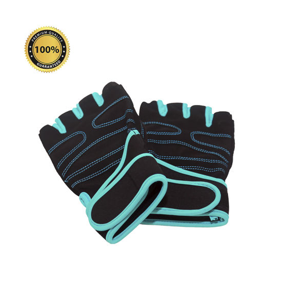 Customized Anti-Slip Half Finger MTB Cycling Gloves Bicycle Bike Riding Motorcycle Sport Gloves