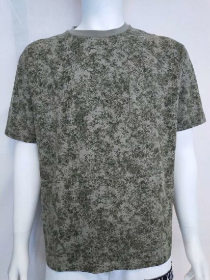 34e03e659 Custom Clothing Cotton/Polyester Tee Shirt Printed Camouflage Men′s T-Shirts