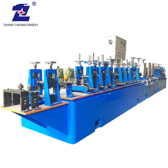 Good Supplier PLC Control Stainless Steel Pipe Welding Production Line