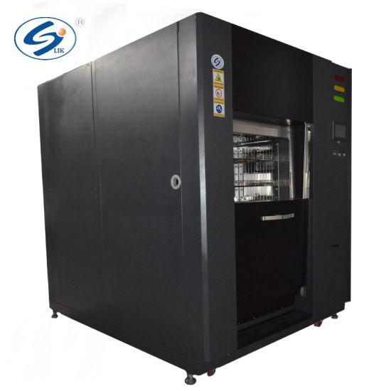 Three-Zone Hot Cold Temperature Climate Impact Test Machine
