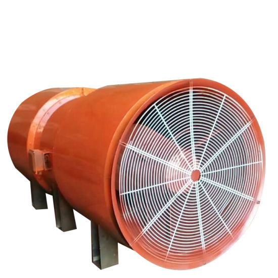 Mining/Tunnel Explosion-Proof Fans/Industrial Axial Fan Blower for Tunnel/Mine Safety Ventilation From OEM