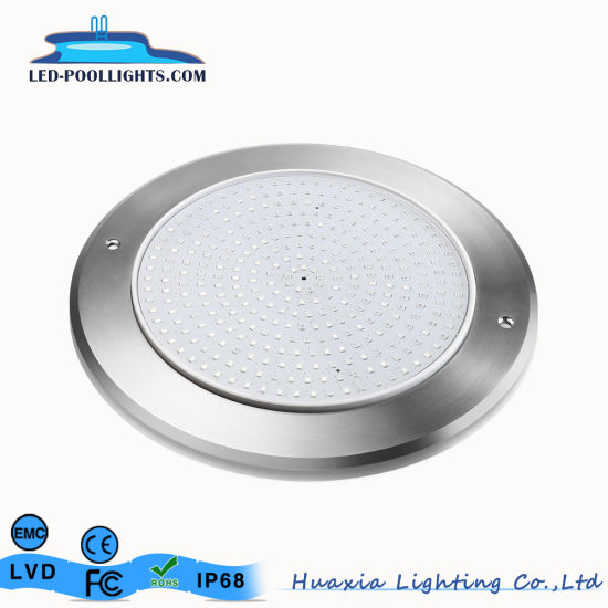 316ss Epistar LED Flat Swimming Pool Underwater Light