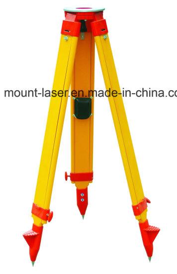China Leica Heavy Duty Wood Tripod China Wooden Tripod Leica Tripod