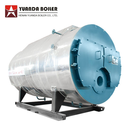 China Central Heating Gas Fired Boiler for Food Production Boiler ...