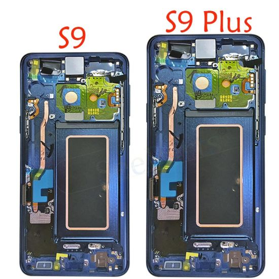 China Mobile Phone LCD Display for Samsung Galaxy S9 S9 Plus