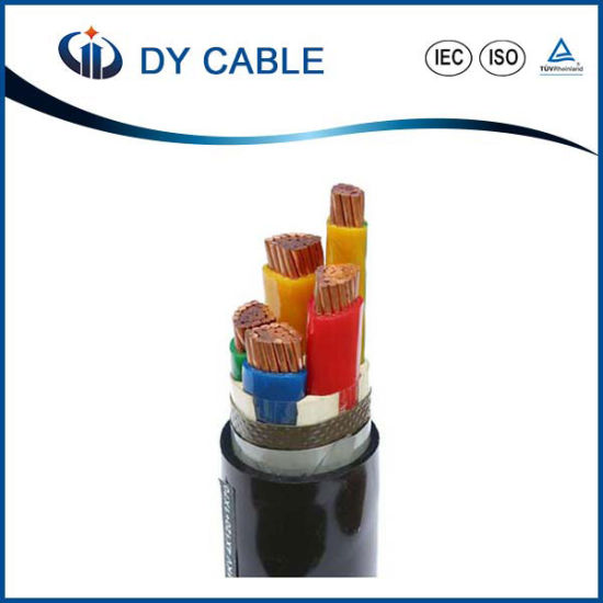 China Three Phase 50mm2 PVC Insulated Electrical Power Cable ...